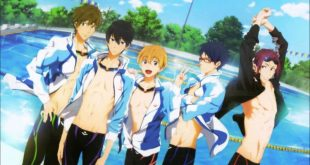Free! Road to the World - Dreams