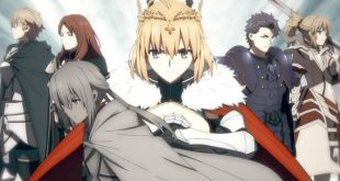 Fate/Grand Order THE MOVIE -Divine Realm of the Round Table: Camelot- Paladin; Agateram